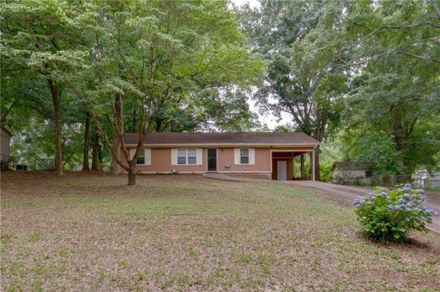 115 Hawthorne Drive, Anderson, SC 29625 (MLS #20218070) :: Les Walden Real Estate
