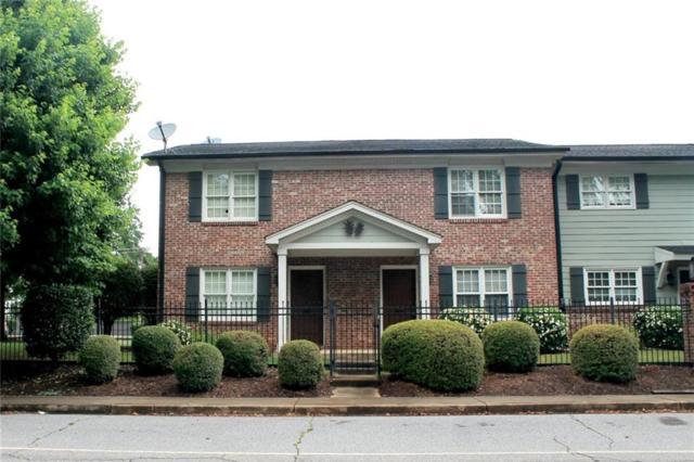 209 Calhoun Street, Clemson, SC 29631 (MLS #20218086) :: The Powell Group