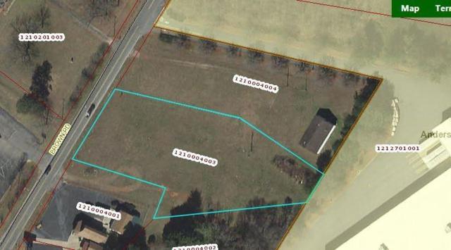 220 Brown Road, Anderson, SC 29621 (MLS #20218091) :: Allen Tate Realtors