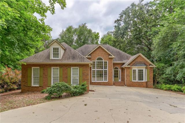 102 Greenway Drive, Anderson, SC 29625 (MLS #20218103) :: Tri-County Properties