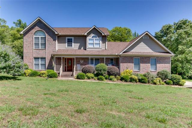 110 Saddlebrook Avenue, Pickens, SC 29671 (MLS #20218125) :: The Powell Group
