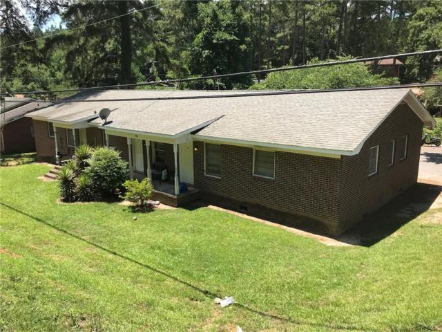 503 & 505 Old Central Road, Clemson, SC 29631 (MLS #20218154) :: Les Walden Real Estate