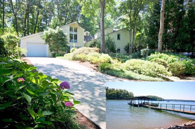 503 Carnes Point Road, Fair Play, SC 29643 (MLS #20218160) :: Les Walden Real Estate