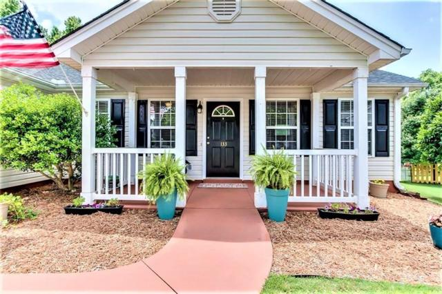 133 St James Court, Anderson, SC 29621 (MLS #20218179) :: Les Walden Real Estate