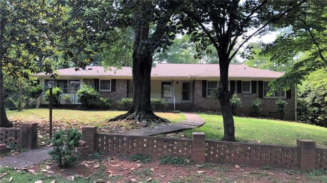 211 Lark Circle, Clemson, SC 29631 (MLS #20218186) :: Tri-County Properties