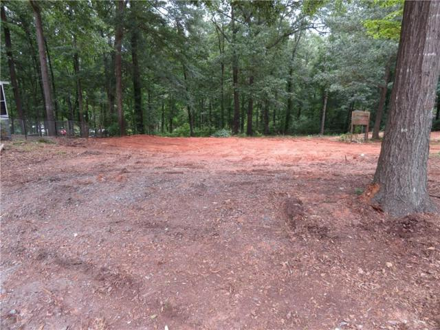 134 Buckhead Drive, Townville, SC 29689 (MLS #20218218) :: The Powell Group
