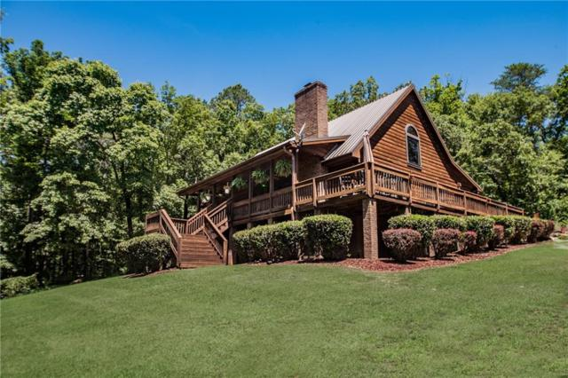 500 Upper Springs Road, Pickens, SC 29671 (#20218224) :: Connie Rice and Partners