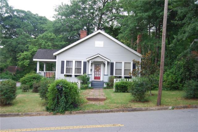 501 Blair Street, Anderson, SC 29625 (MLS #20218247) :: Les Walden Real Estate