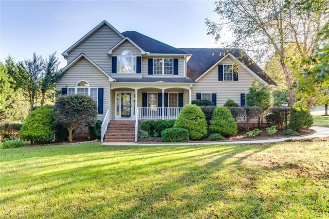 101 Lyndhurst Drive, Anderson, SC 29621 (MLS #20218249) :: Les Walden Real Estate