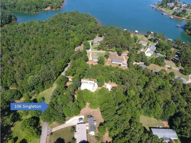 106 Singleton Drive, Townville, SC 29689 (#20218258) :: Connie Rice and Partners