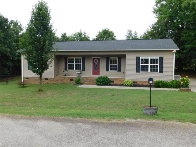 100 Whistle Way, Pelzer, SC 29669 (MLS #20218271) :: The Powell Group