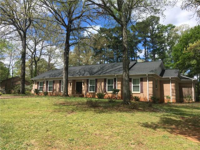 104 Regent Road, Anderson, SC 29621 (MLS #20218289) :: The Powell Group