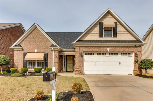 134 Golden Eagle Lane, Anderson, SC 29621 (MLS #20218294) :: The Powell Group