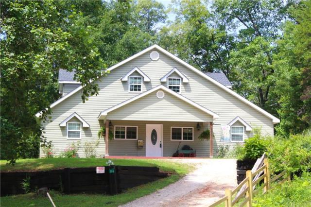 296 Spivey Road, Westminster, SC 29693 (MLS #20218297) :: Tri-County Properties