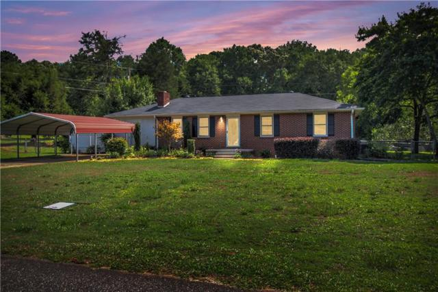 1201 Farmer Road, Starr, SC 29684 (#20218315) :: Connie Rice and Partners