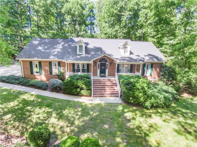 202 Oak Hollow, Pendleton, SC 29670 (MLS #20218318) :: Les Walden Real Estate