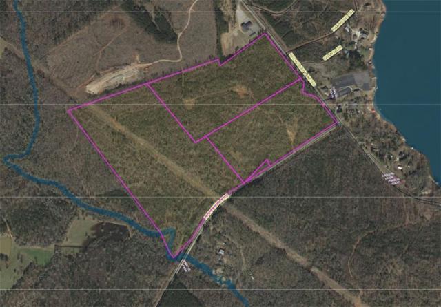 00 Broadway Lake Road, Anderson, SC 29621 (MLS #20218325) :: Tri-County Properties