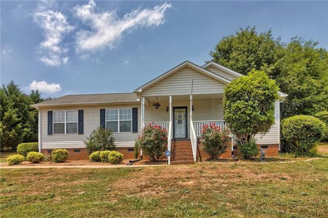 261 Branchwood Drive, Liberty, SC 29657 (MLS #20218340) :: Tri-County Properties