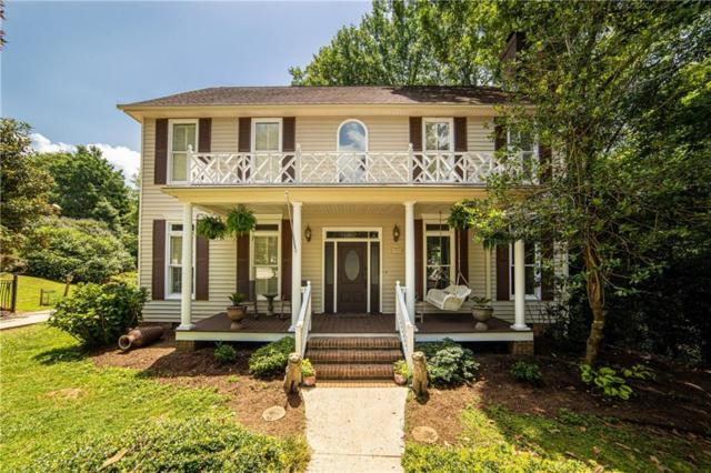 102 Sedgefield Drive, Clemson, SC 29631 (#20218365) :: Connie Rice and Partners