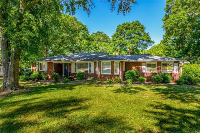 305 Forest Lane, Belton, SC 29627 (MLS #20218383) :: Tri-County Properties