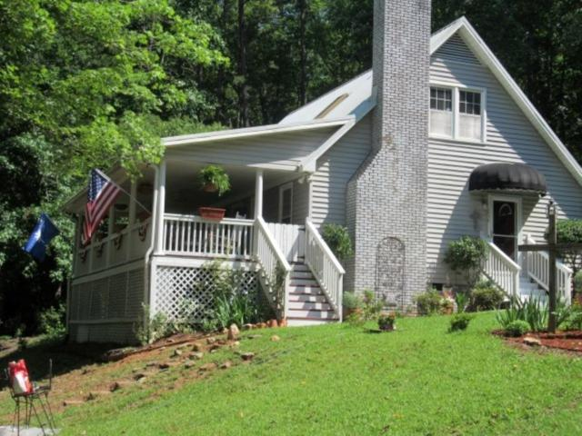 234 Little Crowe Creek, Pickens, SC 29671 (MLS #20218386) :: Tri-County Properties