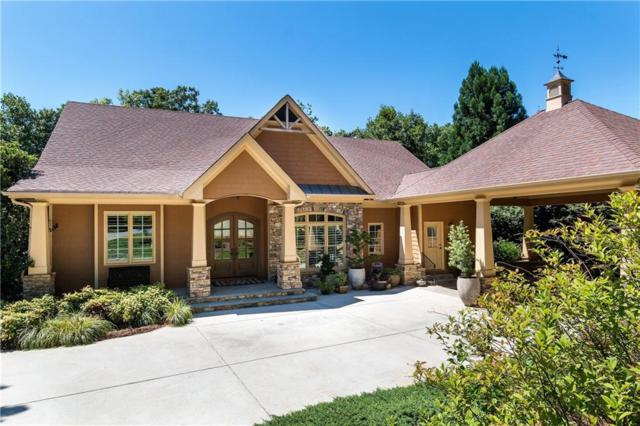 734 Navigators Pointe, Seneca, SC 29672 (MLS #20218387) :: Les Walden Real Estate