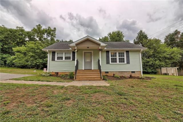 112 College Street, Central, SC 29630 (MLS #20218390) :: Tri-County Properties