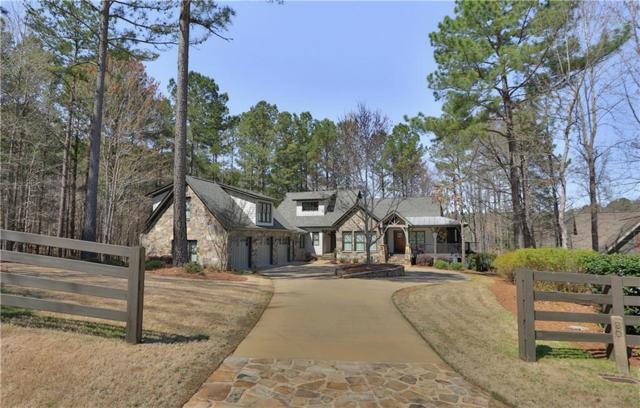 115 Belle Oaks Court, Six Mile, SC 29682 (MLS #20218391) :: Allen Tate Realtors
