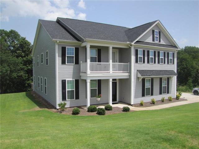 120 Coppermine Drive, Easley, SC 29642 (MLS #20218392) :: Les Walden Real Estate