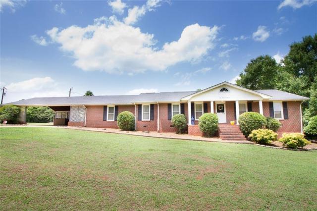 211 Arcadia Drive, Anderson, SC 29621 (MLS #20218393) :: Les Walden Real Estate