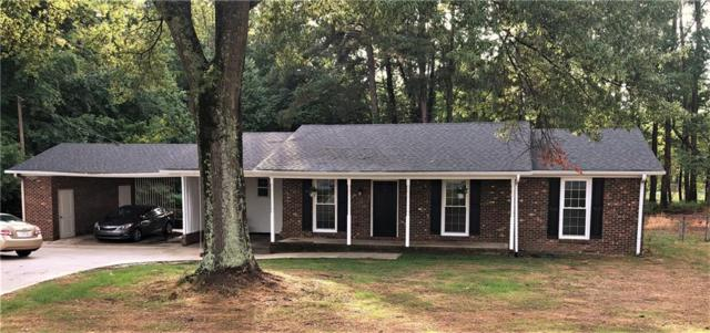 120 Cooley Bridge Road, Pelzer, SC 29669 (MLS #20218405) :: Tri-County Properties