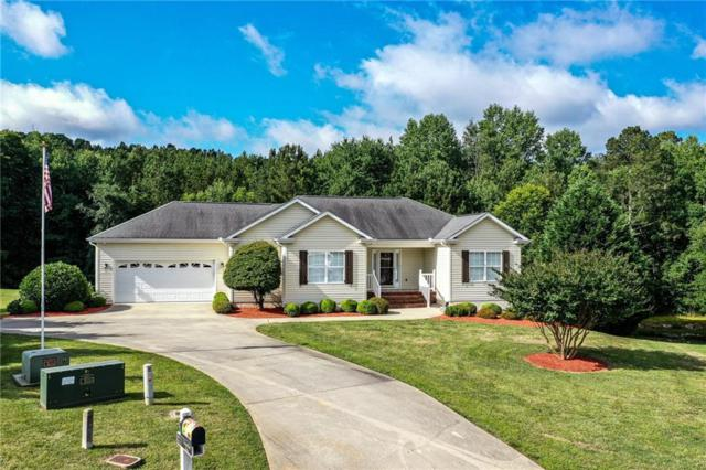 221 Chandler Drive, Liberty, SC 29657 (#20218422) :: Connie Rice and Partners