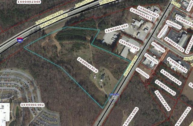 00 N 81 Highway, Anderson, SC 29621 (MLS #20218455) :: Les Walden Real Estate