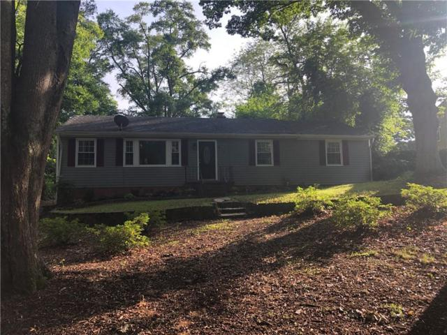 615 Bailey Avenue, Pendleton, SC 29670 (MLS #20218497) :: Les Walden Real Estate