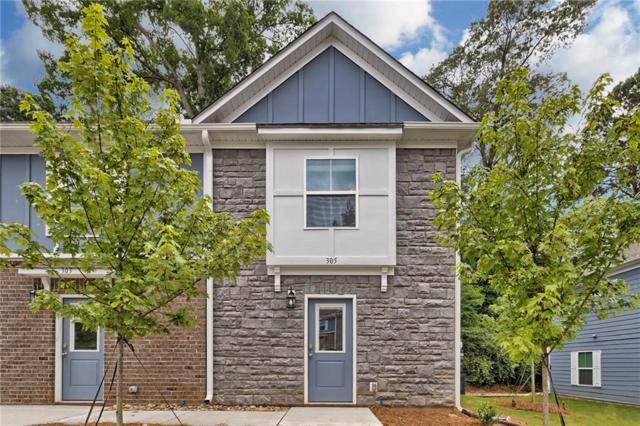 201 Oak Street, Clemson, SC 29631 (MLS #20218536) :: Allen Tate Realtors