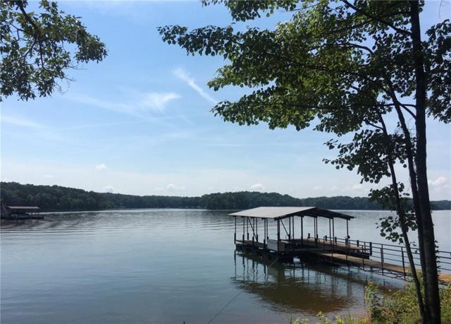 Lot 9 North Shores Drive, Westminster, SC 29693 (MLS #20218554) :: Tri-County Properties at KW Lake Region