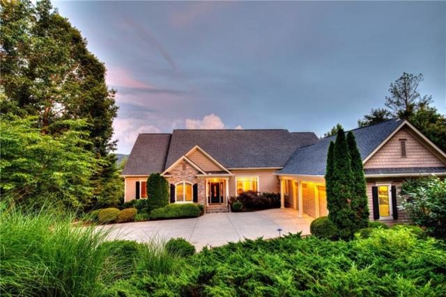 231 Eastatoe Parkway, Sunset, SC 29685 (MLS #20218569) :: The Powell Group