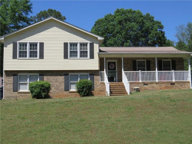 203 Old Colony Road, Anderson, SC 29621 (MLS #20218575) :: Les Walden Real Estate