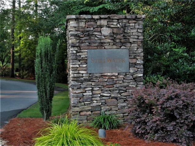 Lot 45 Stillwater Drive, Seneca, SC 29678 (MLS #20218578) :: Tri-County Properties