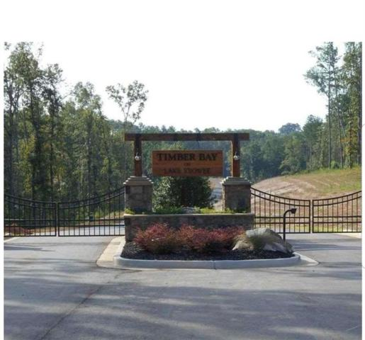 Lot 78 Little Bay Lane, Seneca, SC 29672 (MLS #20218627) :: Tri-County Properties at KW Lake Region