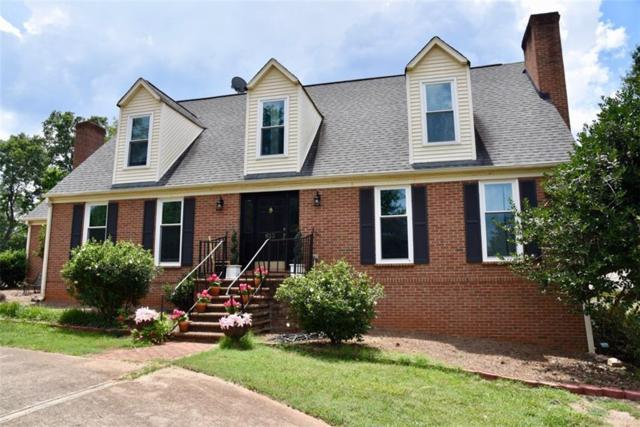 613 Issaqueena A Trail, Central, SC 29630 (MLS #20218644) :: The Powell Group