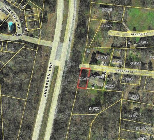 107 Spencer Street, Clemson, SC 29631 (MLS #20218698) :: Les Walden Real Estate