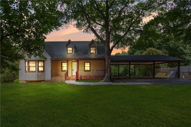 1407 Old Ivy Road, Anderson, SC 29621 (MLS #20218742) :: Les Walden Real Estate