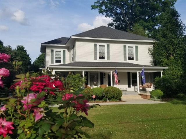 306 Brown Avenue, Belton, SC 29627 (MLS #20218780) :: Tri-County Properties