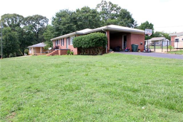 101 Pleasant Drive, Seneca, SC 29678 (MLS #20218786) :: Tri-County Properties
