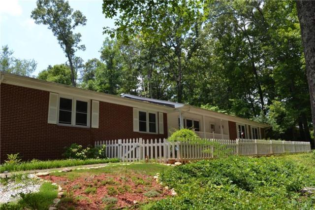 227 Grove Drive, Clemson, SC 29631 (MLS #20218810) :: Les Walden Real Estate