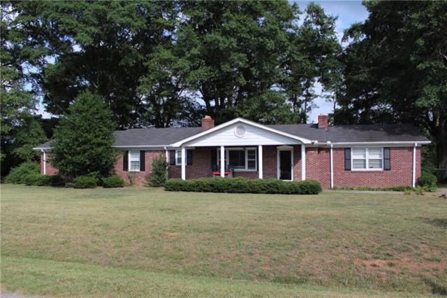 119 Williams Road, Pelzer, SC 29669 (MLS #20218828) :: Tri-County Properties