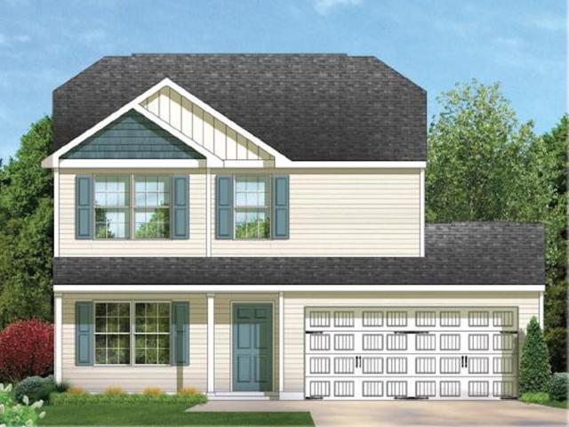 1075 Edenbrooke Circle, Anderson, SC 29621 (MLS #20218859) :: Les Walden Real Estate
