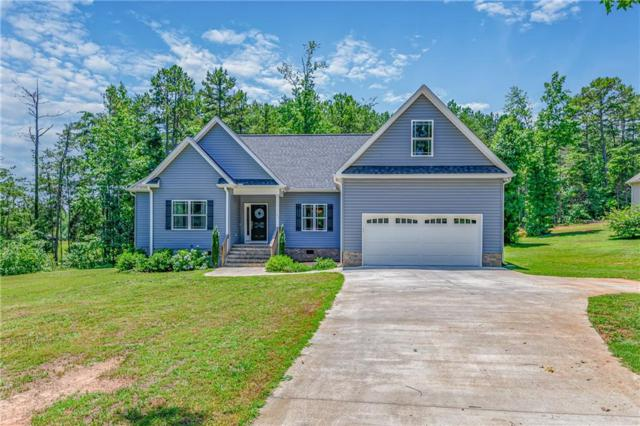103 Ridgeland Drive, Six Mile, SC 29682 (#20218868) :: Connie Rice and Partners