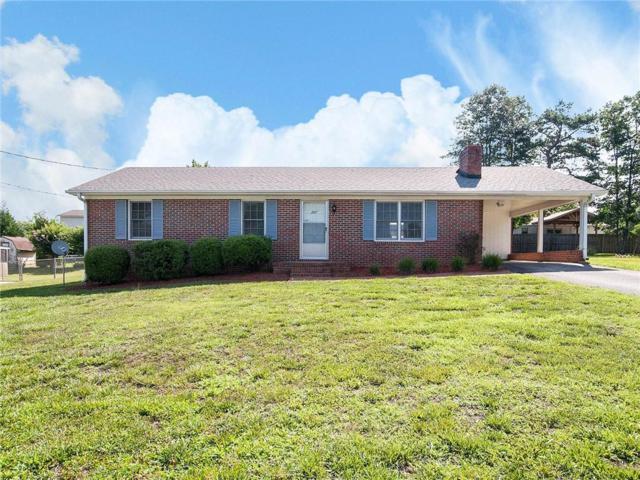207 Evergreen Street, Easley, SC 29642 (MLS #20218888) :: Tri-County Properties at KW Lake Region